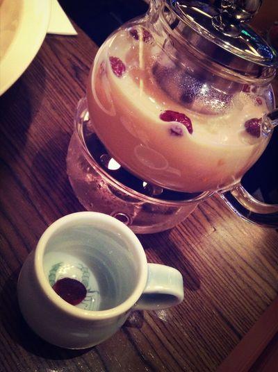 Red Date & Lungyan Milk Tea