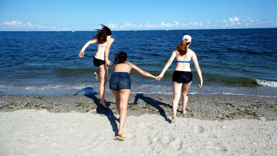 Beach Life Girl