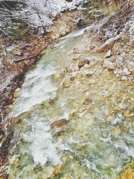 Winter Scenes Winter Stream Creek Mountains Nature Rocks Rocks And Water Soft Cool Showcase MarchNature Pastel Pastel Colors Pastel Power Pure Pure Water Wild