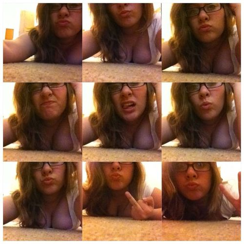 Taking Pictures Bored