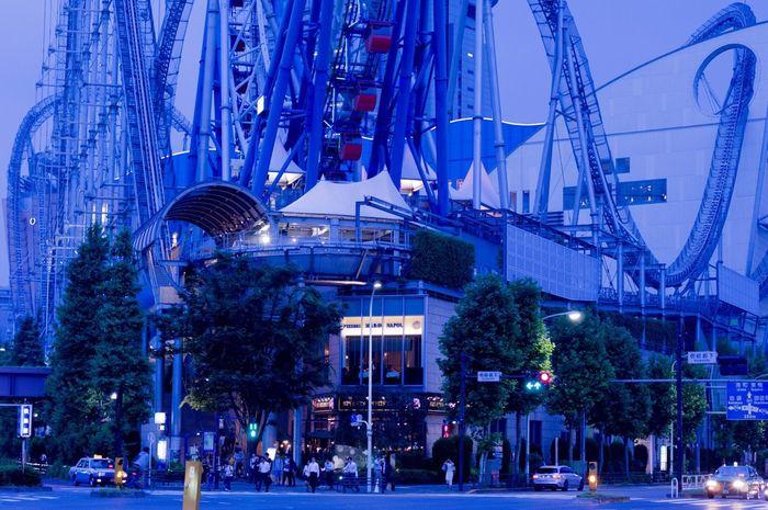 東京ドーム Tokyo Dome City Tokyo