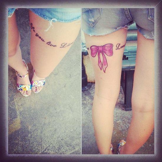 Tatto ✌ love it <3
