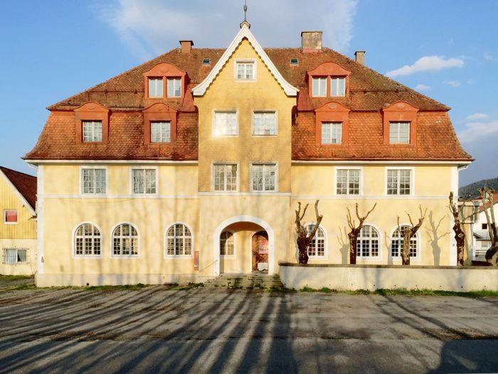 Das Sonneck in Kleinweiler legendärer Club Architecture Old House Allgäu