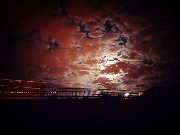 Cloud - Sky Sky Outdoors Night Nature Beauty In Nature City Storm Cloud No People The Street Photographer - 2017 EyeEm Awards