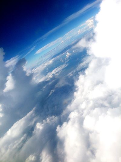 Plane View Clouds And Sky Clouds In The Shadow Beautiful Landscape Freshness In Air Kolkatadiaries