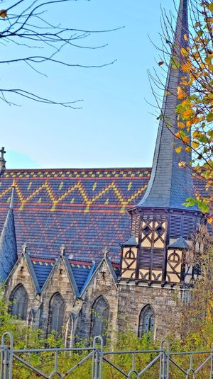 Lione Leica Lens Leicacamera Leica Lover EyeEm Selects City Multi Colored Sky Architecture Building Exterior Roof Tile Traditional Building Rooftop Historic Mosaic Roof Outside