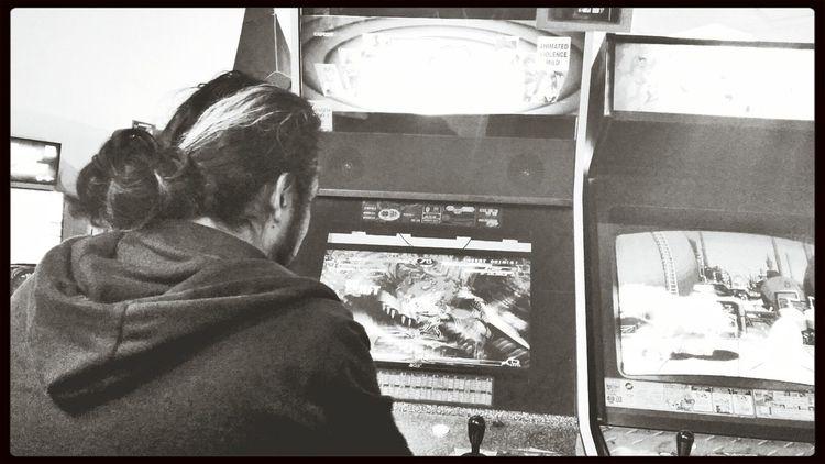 Arcade Game Marvel Vs Capcom Relax It's Monday Nerd