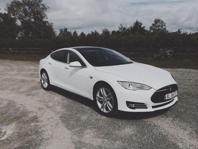 New car❤️ Tesla Love Monday