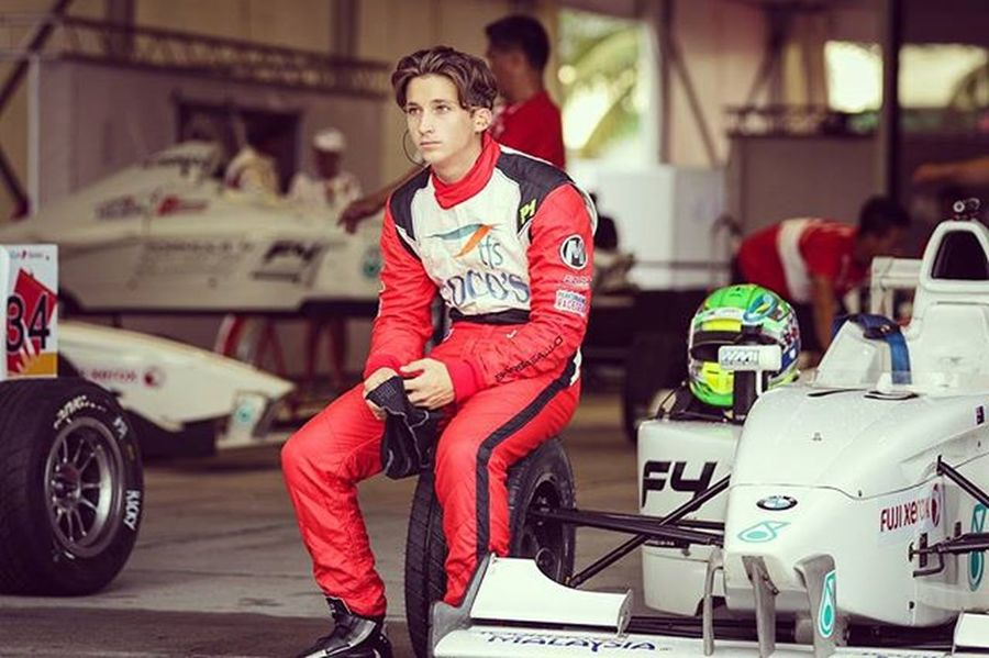 Best of luck this weekend to @_jordanlove_ competing in the final round of the Asia Cup Series in sepang where he currently leads the Championship. Asiacupseries Fbmw Jlove79 F4sea F4sea2016 Sepangcircuit Malaysia Openwheeler Wingsandslicks