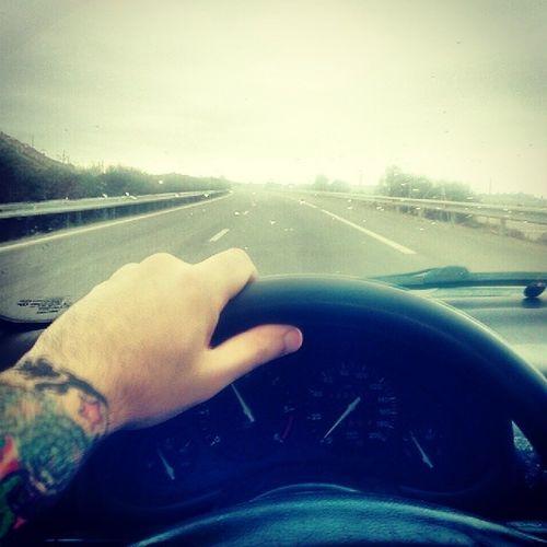 Pequeños placeres de vebir a Madrid....conduciiiir!! Corsita Carreteracarcel Evitandopicoletos