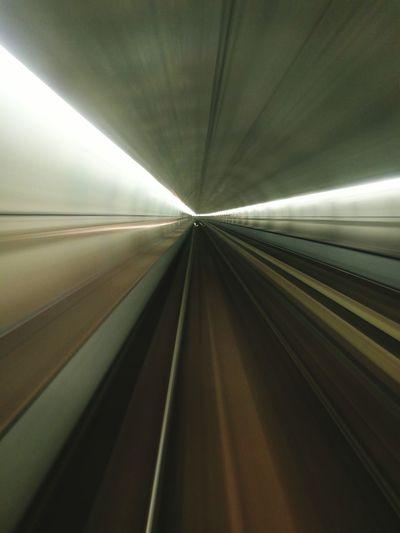 Transportation Motion Indoors  Speed Illuminated Modern The Way Forward Tunnel Metro Train Bresciatrip Metrobrescia Lighting Lightingdesign Bresciatoday Abstract Abstract Photography Abs