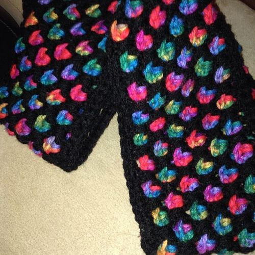 Scarf number 4.
