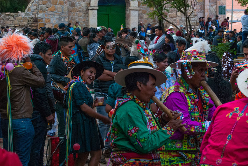 Carnaval in Torotoro Bolivia Adult Adults Only Carnaval Celebration City Crowd Day Large Group Of People Men Outdoors People Real People Torotoro Women