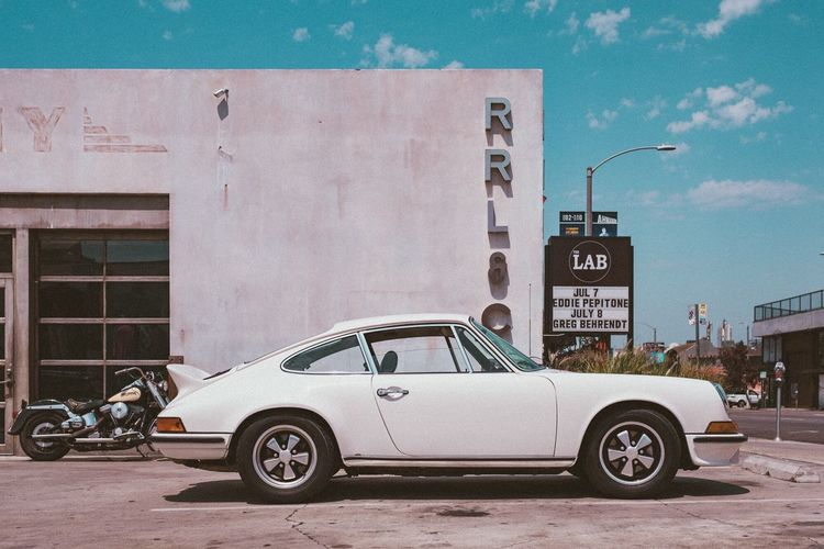 Porsche Porsche 911 MELROSE Melroseavenue Losangeles EyeEm Best Shots Natural Light EyeEm Selects TheWeekOnEyeEM EyeEm Selects