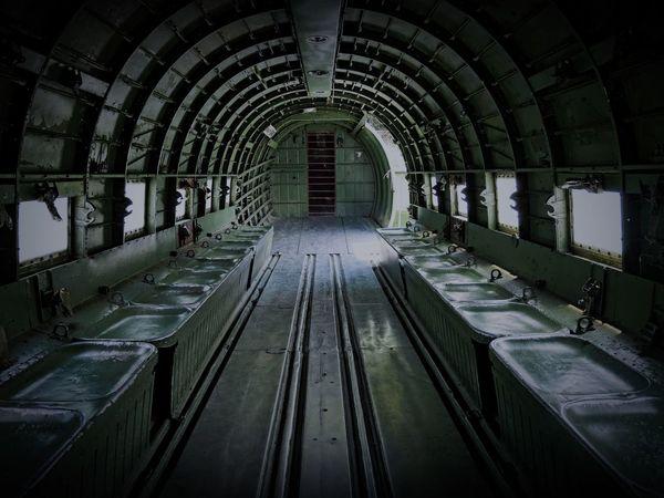 Interior Views Airplane Built Structure Dark Mood Day Germany Indoors  No People Seats The Week On EyeEm