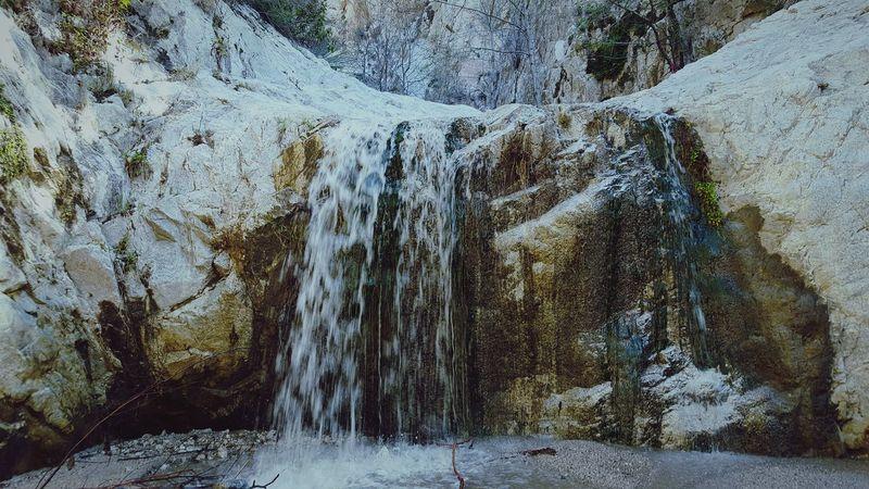 Nature Outdoors Beauty In Nature Waterfalls Hiking Trail Hikingadventures Optoutside AndroidPhotography Travelphotography Wanderer Beactive EyEmNature EyEmNewHere Perspectives On Nature Postcode Postcards