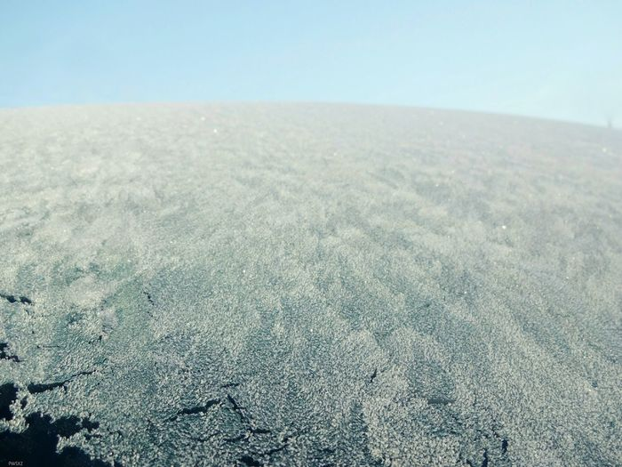 Deepfreeze mer de glace ? Non juste un parbrise gelé ! Freezing ❄ Froid Glacial Gelė Mer Glace Glacial Winter Wonderland Wintertime Winter