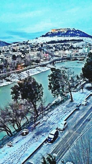 Silifke Snow ❄ Hi! Hello World Hi! Neweyeem New Picture City Life EyeEm Memleketim