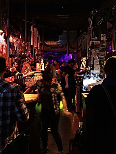 Bar Club Clubbing Disco