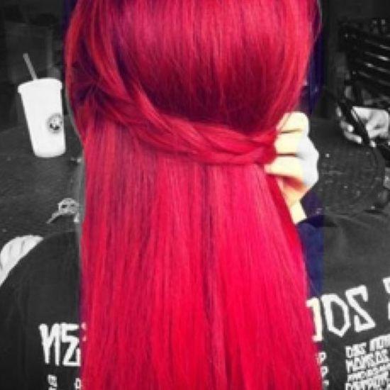 Braid My Long Hair  Love Red Hair