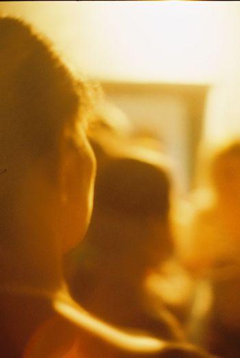 Hijra Blur India Tamil Nadu, India Film Analogue Photography