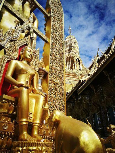 Bhudda Statue Inner Peace Bhudha PrangPaRayLai