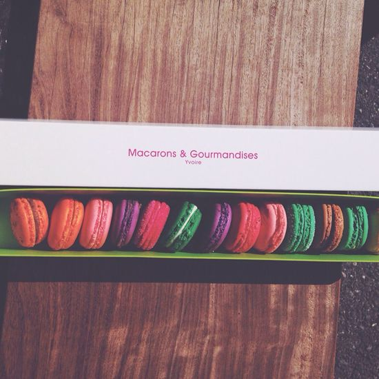 Macarons Yvoire France