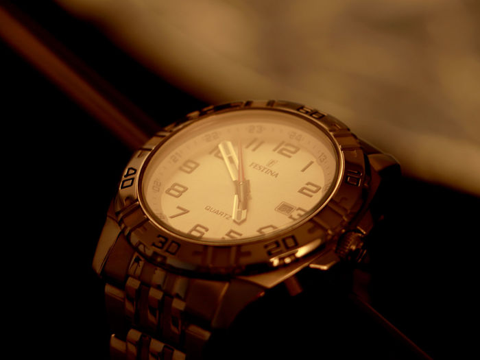 Festina Quartz Bracelet Close-up Collection Frenchphotographer Gold Colored Makingof Photographer Photography Silver  Sunset Time Watch Watching