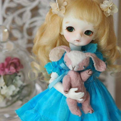 Doll Dolls Imdadoll Handmade Bjd Rabbit