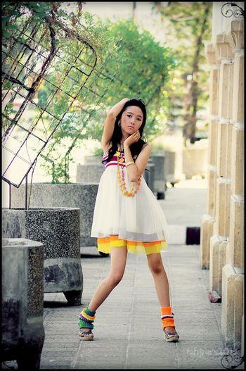 Nurul's pose... taken a while ago Models Portrait EyeEm Best Shots Indonesia_allshots