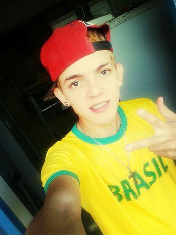Sou brasileiro com orgulho