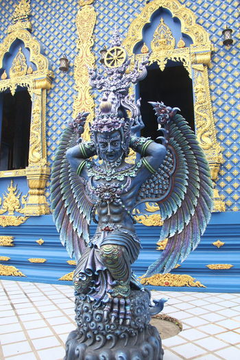 Thailand Thailand_allshots Thailandtravel Thailand Photos Thailand🇹🇭 Temple - Building Templephotography Buddhism Buddhist Temple BUDDHISM IS LOVE Chiang Mai | Thailand Chiangmai Chiang Mai Thailand Art And Craft Representation Architecture Built Structure Religion Creativity Sculpture Spirituality Belief Statue Place Of Worship Building Human Representation No People Day Male Likeness Building Exterior Outdoors Ornate