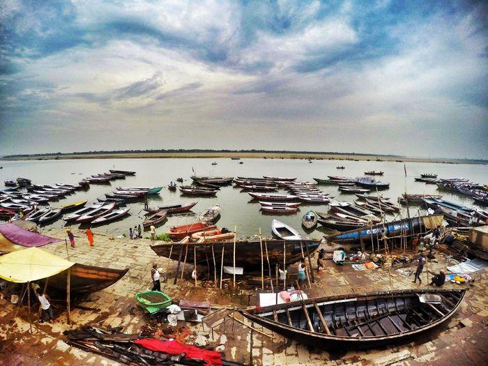 Check This Out Myshot Gopro Goprohero4 GoPrography Gopro Shots Gopromoment India Varanasi Ganga Ganga River Ganges Ganges River Rioganges Mochilero Mochileros Viajero Viajerosporelmundo Viajerosmexicanos Viajeros Incredible India ASIA Travel Photography Travel Destinations Travelling
