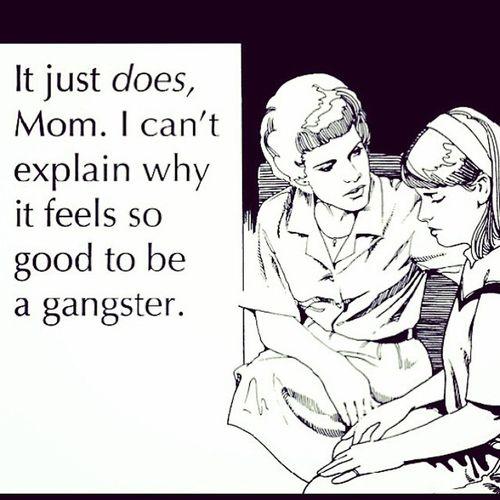 Repost @rubixcubez ?? Mom IJustCantExplain GhettoGangstaGang
