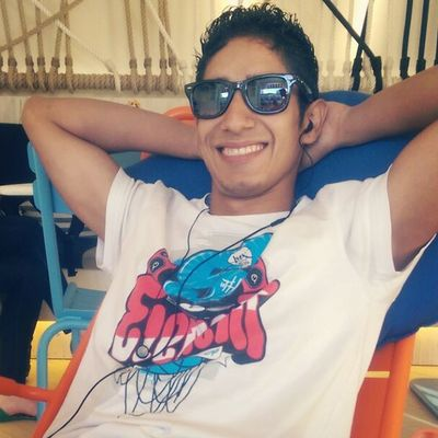 Relax!! Smile over everything!! :)