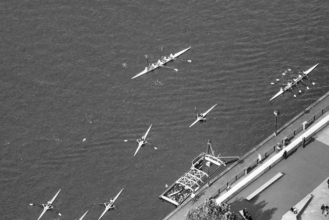 Oar, Australia's passion Oar Yarra River Riverbank Riverside River View River Transportation High Angle View Outdoors Aerial View Day Air Vehicle Nautical Vessel Water