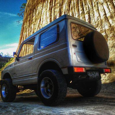 Suzuki Jimny4x4 Ringroad Manado Offroad