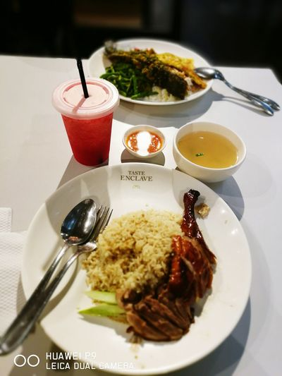 😘roasted duck rice Healthy Lifestyle Food Healthy Eating