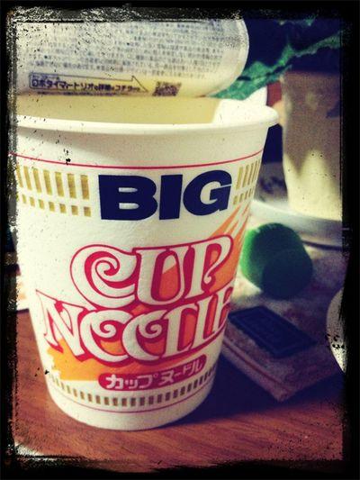 Japanese Big Cup Noodles