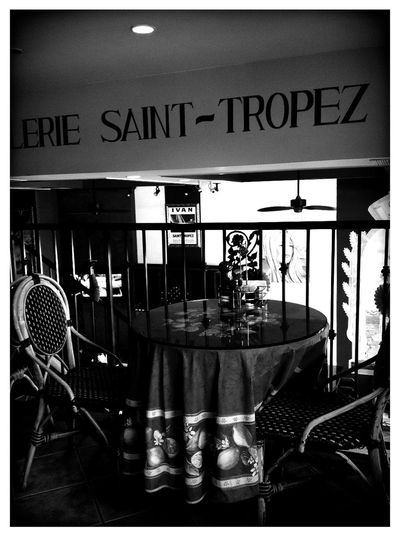 Lunch at St. Tropez Bakery & Bistro Lunch