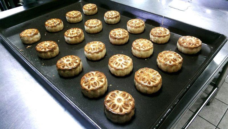 Baking 中式麵食 台式月餅