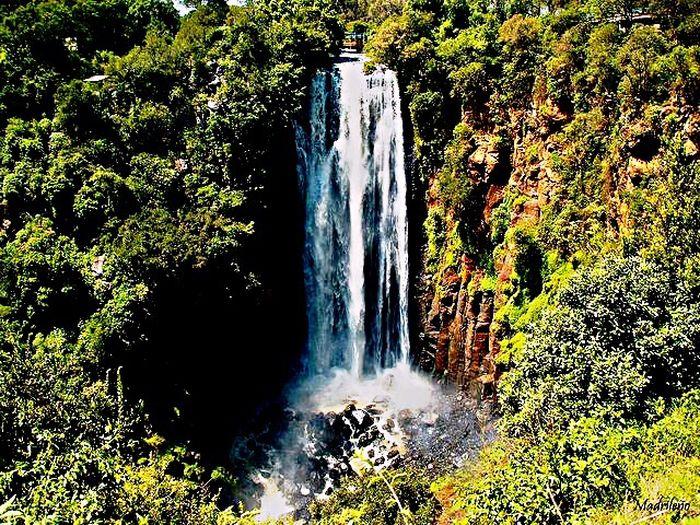 Thompson falls, Nyahururu Kenya KTravelz LifeOnTheWildSide