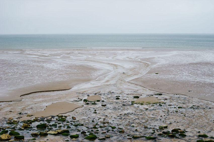 Beach British Coastline Landscape Pastel Power Sea Shore Vacations