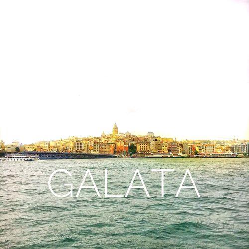 Urban Life Istanbul Turkey Istanbul Galata Galatatowermanzara Galata Tower Sky City City Center The Architect - 2017 EyeEm Awards