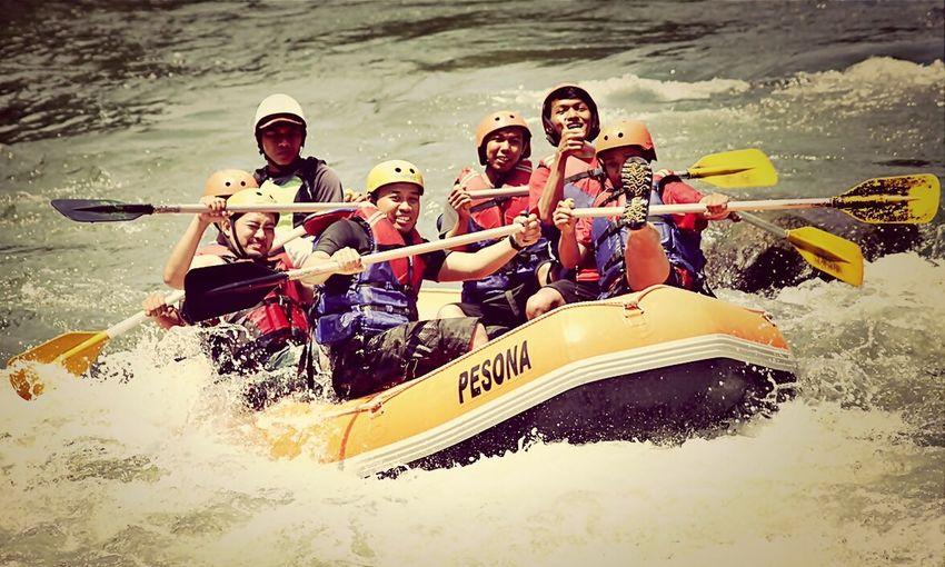 Raftingriver Outdoor Friend Adventure