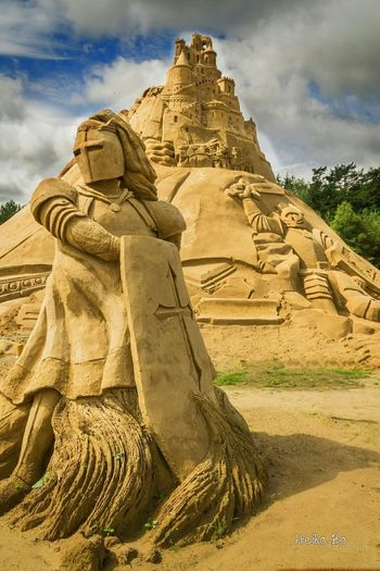 Sandskulpturenfestival Binz Heikobo Binz Auf Rügen Binz Sandskulpturen