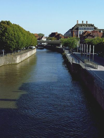 River Water Canal
