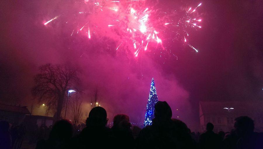 hello 2014 Hello 2014 Fireworks