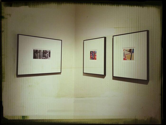 At An Exhibition Artist 文件展 台北國際藝術村