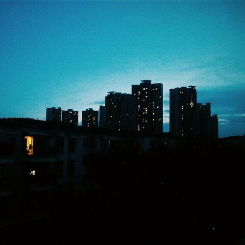 无聊,好吗。。 广州 Guangzhou Canton 祈福新邨 海晴居 番禺